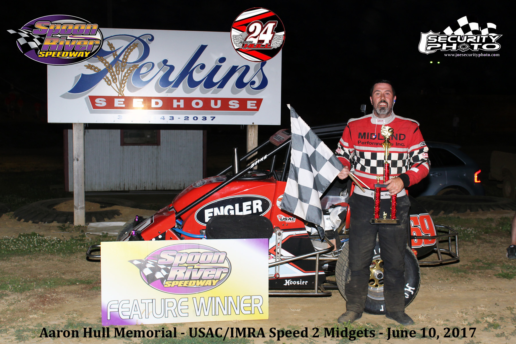 Hull Memorial Midget Winner