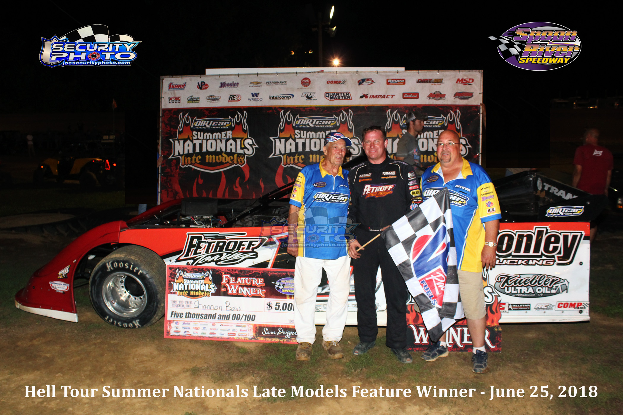slm feature winner SN Babb